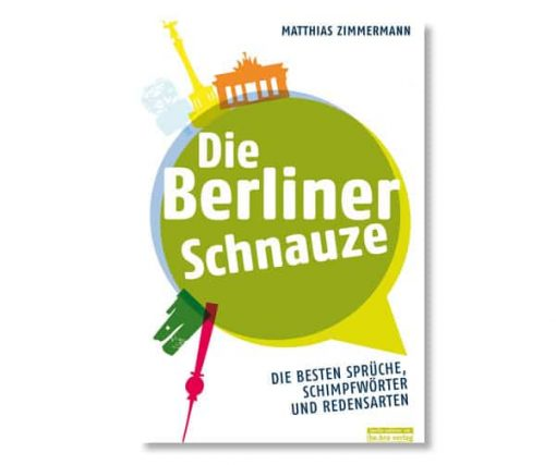 be.bra verlag: Die Berliner Schnauze