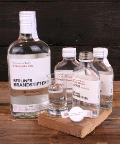 Berliner Brandstifter Berlin Dry Gin 10 cl