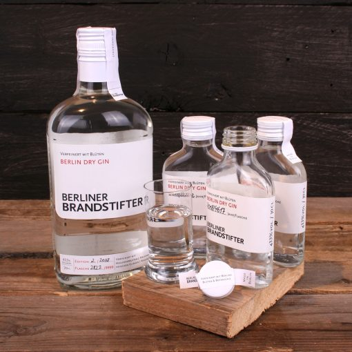 Berliner Brandstifter Berlin Dry Gin 10 cl