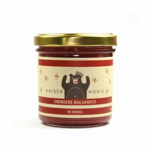 Kaiser Honig Erdbeer Balsamico