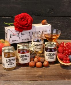 O´Donnell 4 Mini Moonshine-Jars