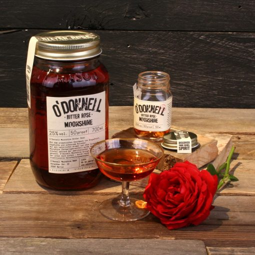 O´Donnell Moonshine Bitter Rose