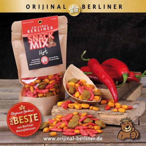 Orijinal Berliner Snack Mix Hot