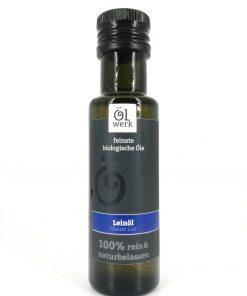 Leinöl von Ölwerk bei Orijinal-Berliner