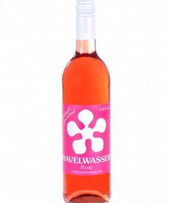 Havelwasser Rosé Bio – Birnensaft küsst Roséwein 750ml