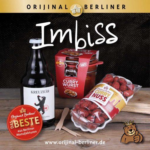 "Orijinal Berliner Lunchbox ""Imbiss"""