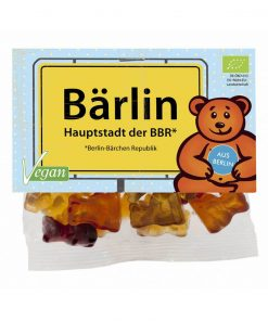 "mind sweets Berlin Bärchen ""Bärlin"" 50 g"