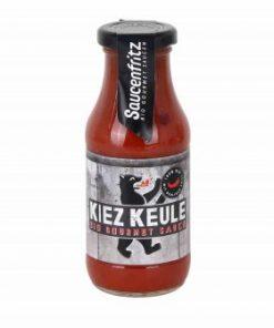 Saucenfritz Kiez Keule BIO Gourmetsauce
