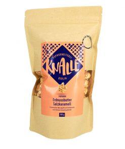 Knalle - Erdnussbutter Salzkaramell Popkorn