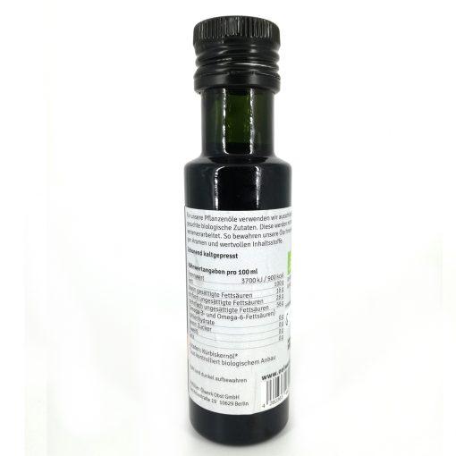 Bio Kürbiskernöl von Ölwerk
