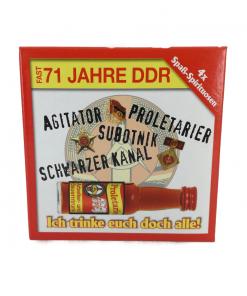 Schilkin Fast 71 Jahre DDR