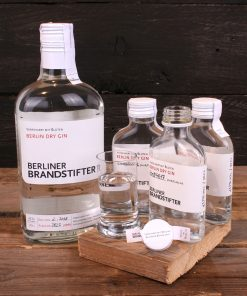 Berliner Brandstifter Berlin Dry Gin 0,1 l
