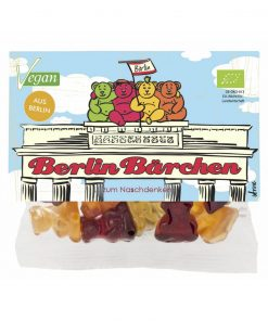 "mind sweets Berlin Bärchen ""Quadriga"" 50 g"