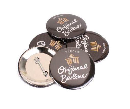 Orijinal Berliner Button