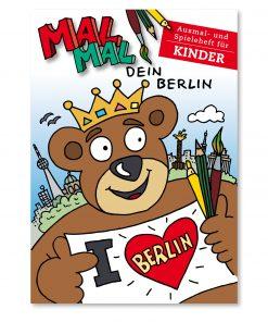 "Heimos AUSMALSPASS ""Berlin Kids"""