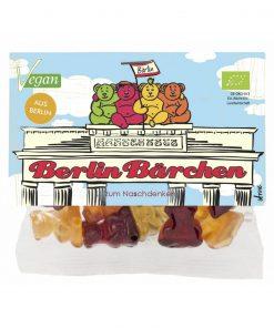 """mind sweets Berlin Bärchen """"Quadriga"""" 50 g"""