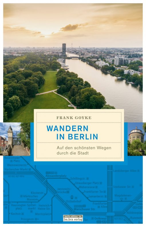 be.bra verlag: Wandern in Berlin