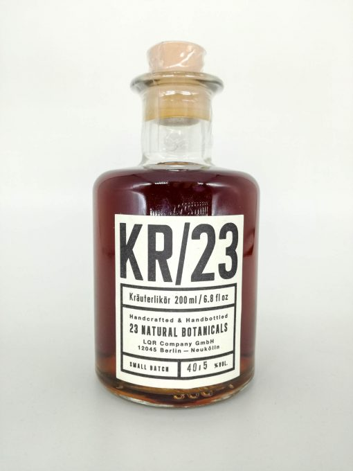 LQR Co. KR/23 Kräuterlikör 200ml