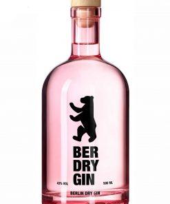 BER DRY GIN 0,5l