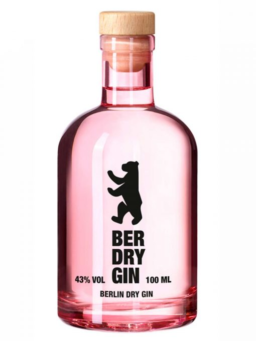 BER DRY GIN 100ml