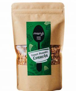 Ganze Mandel Granola Granola Müsli 150 gr