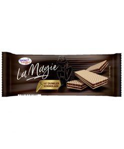 La Magie mit dunkler Schokolade