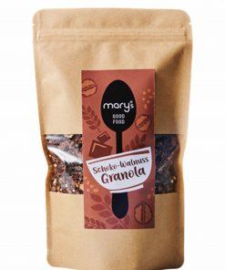 Schoko-Walnuss Granola Müsli 150 gr