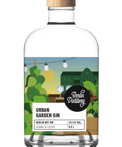 Urban Garden Gin von Berlin Distillery 500ml