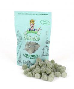 Berliner Frische Menthol Gummi Bonbons