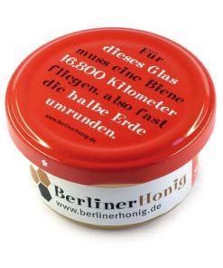 """Berliner Honig """"Berliner Sommer"""" 60g Glas"""