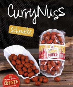 """Orijinal Berliner CurryNuss """"schnieke"""""""