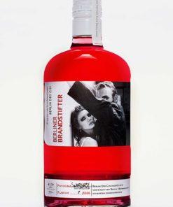 Berliner Brandstifter Berlin Dry Gin Kunstedition Sven Marquardt 0,7 l