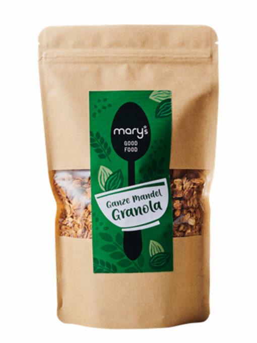 Ganze Mandel Granola Granola Müsli 350 gr