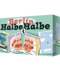 be.bra verlag: Berlin Halbe Halbe