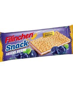 Filinchen Snack mit Heidelbeere von Spreewaffel