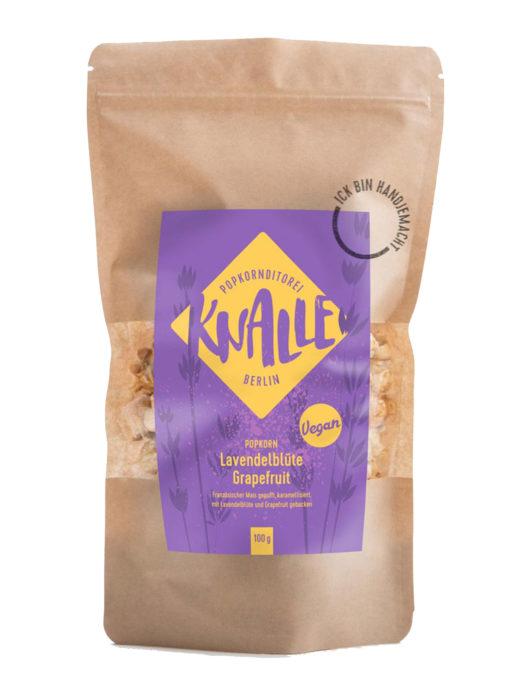 Knalle - Lavendelblüte Grapyfruit Popkorn
